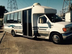 20 Passenger Bus Rental